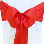 Chair, Cover, Tie, Sash, Satin, Spandex, Stretch, Band, Mankato, Wedding, Decorating
